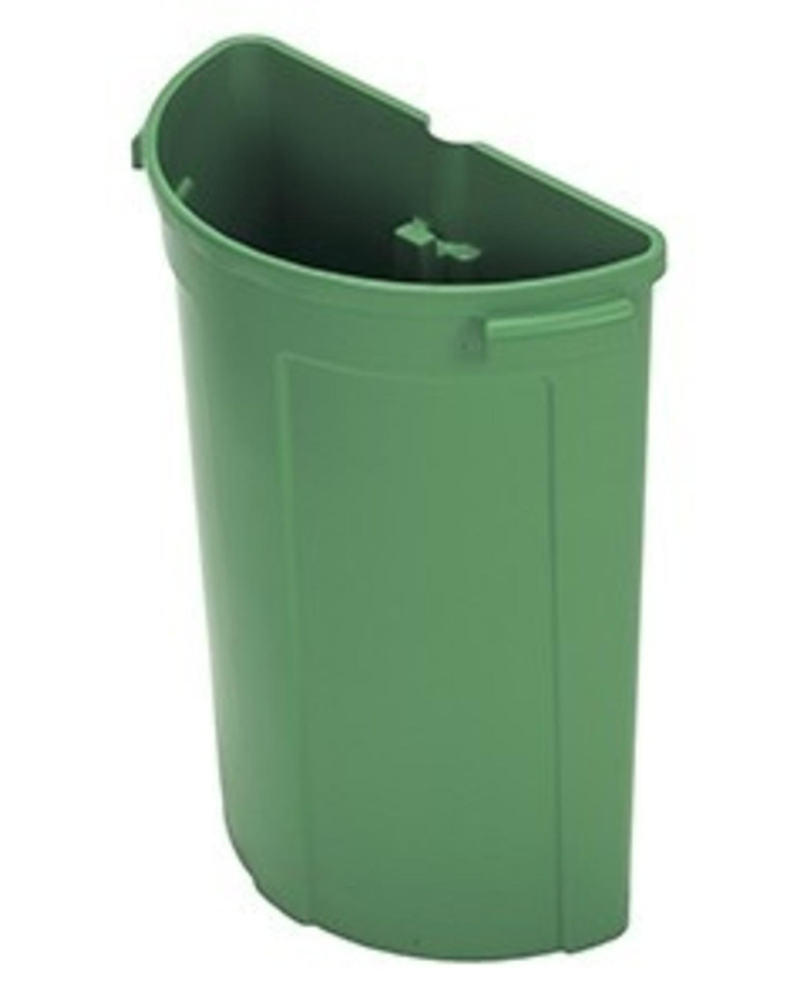 NUMATIC 70 liter afvalunit, groen