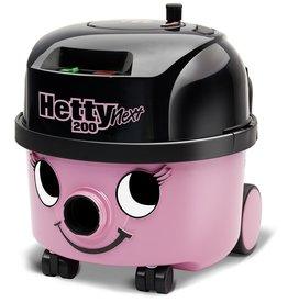 NUMATIC Stofzuiger Hetty Next HVN 208-11 roze met kit AST1 en 601530