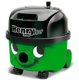 NUMATIC Stofzuiger Henry Next HVN 202-11 groen met kit AST1 en 601530