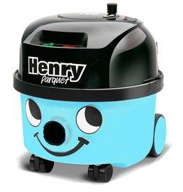 NUMATIC HVN 207-11 Henry Parquet stofzuiger ice blue met kit AST1, 900918 en telebuis