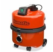 NUMATIC Roetstofzuiger NQS 250 rood met kit B12