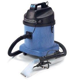 NUMATIC Sproei-extractiemachine CTD 570-2 blauw met kit A42