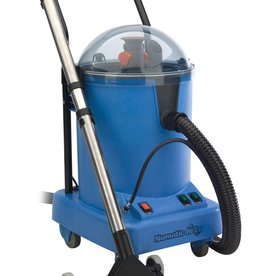 NUMATIC Sproei-extractiemachine NHL-15 blauw met kit BS27