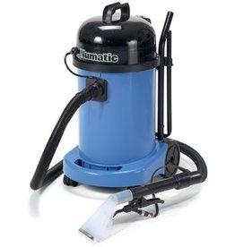 NUMATIC Sproei-extractiemachine CT 470 blauw met kit A42