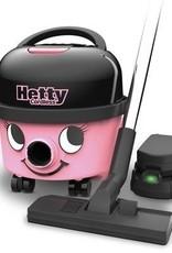 NUMATIC Batterijstofzuiger Hetty Cordless HEB 160 roze met kit AS29E