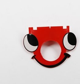 NUMATIC Henry clip-on face rood