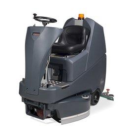 NUMATIC TTV 678 G schrob-zuigmachine batterij graphite