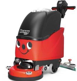NUMATIC HGB 3045 schrob-zuigmachine batterij Henry rood/zwart