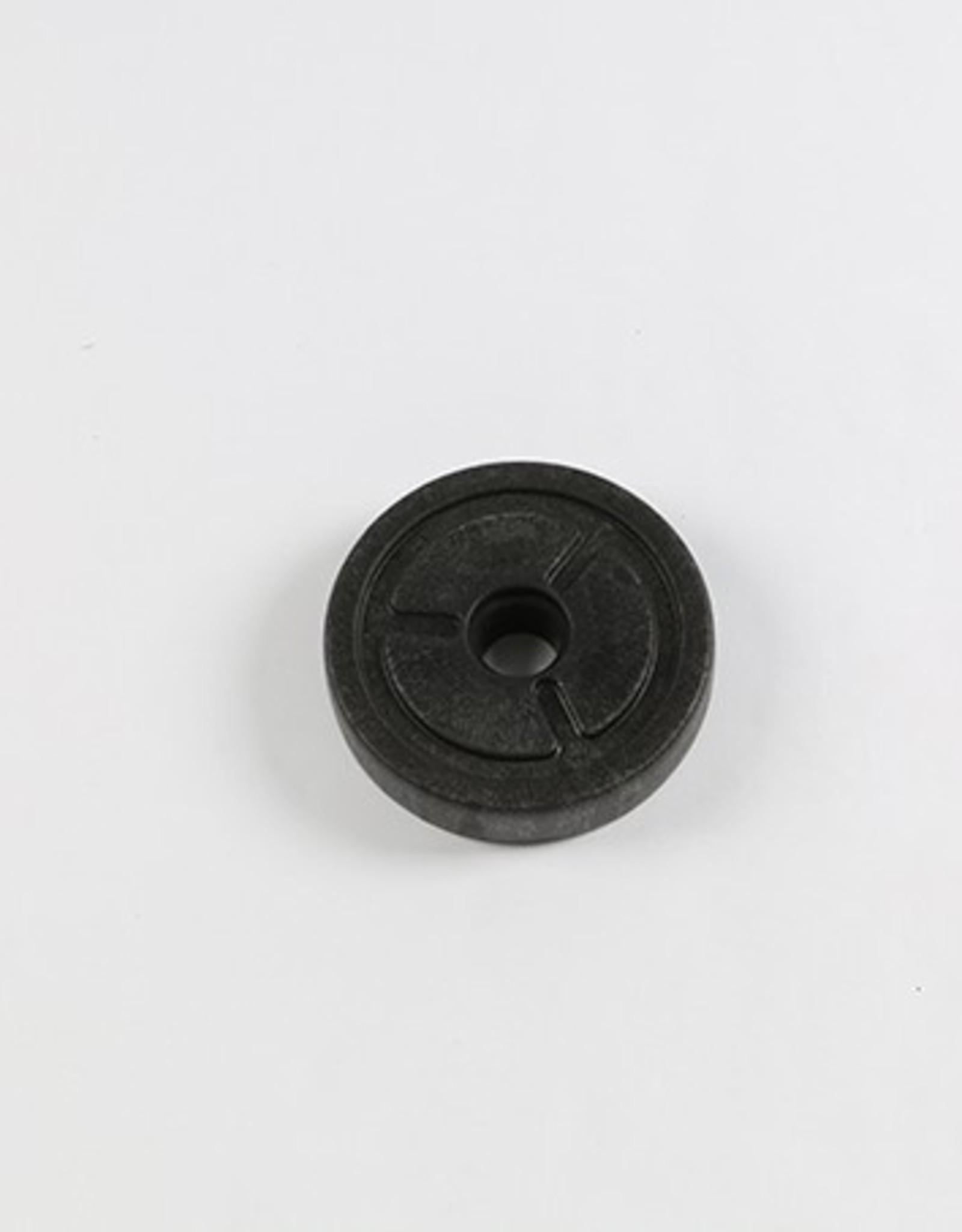 NUMATIC Achterwiel 150mm Zwart WV 470