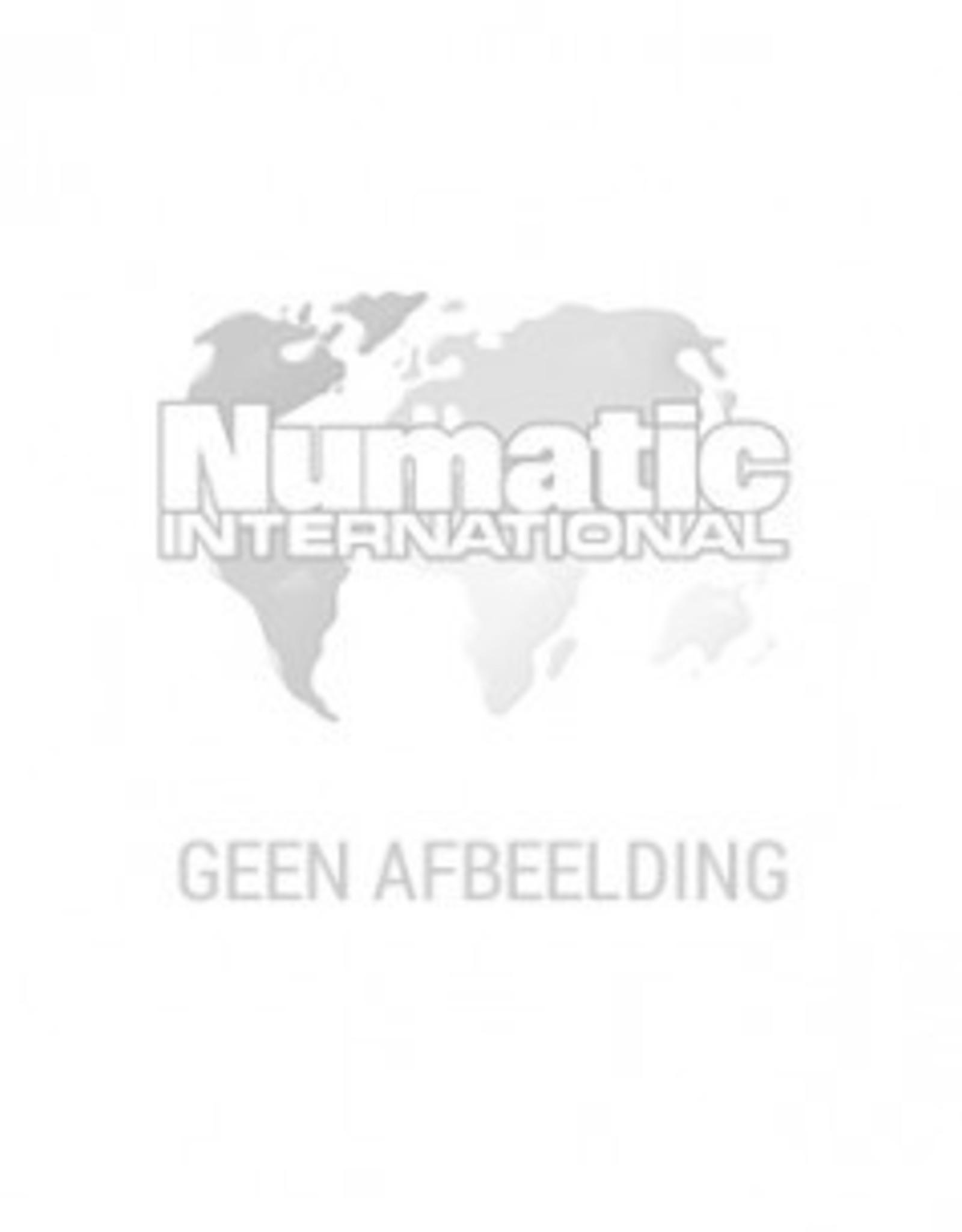 NUMATIC Aluminium verstelknop