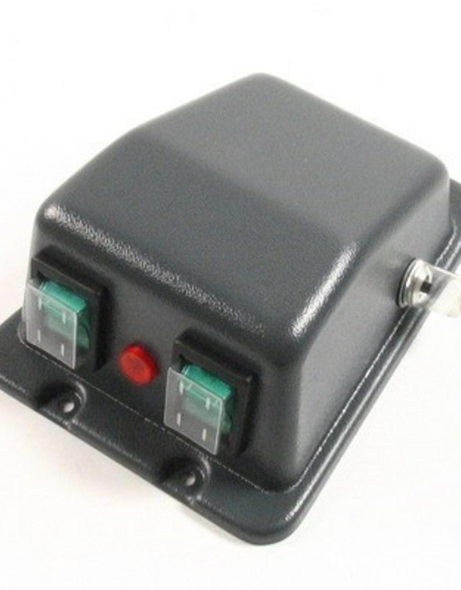 NUMATIC Beschermkap + Schakelaar TT 345