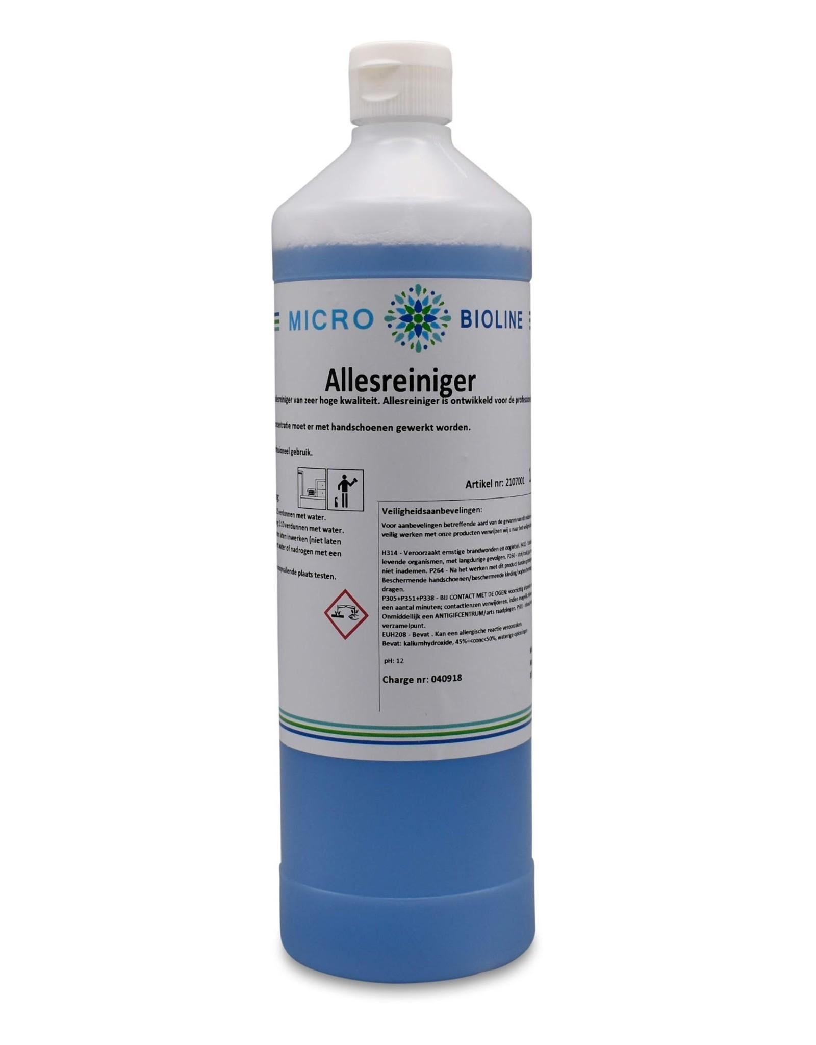 MICRO BIOLINE Allesreiniger 1 liter Flacon