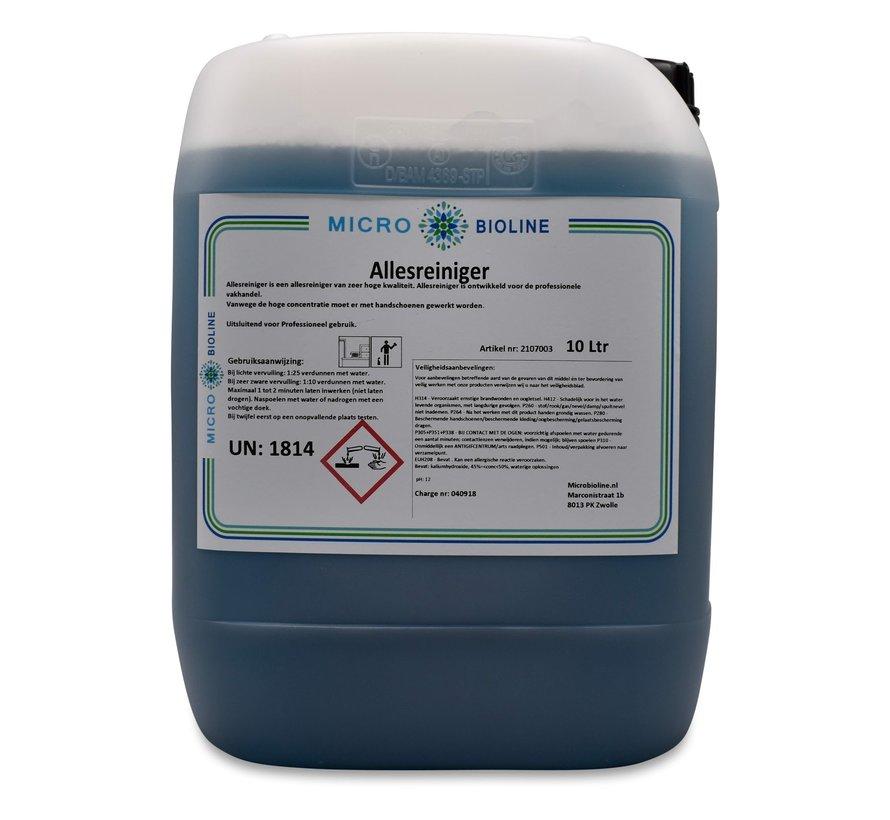 Allesreiniger | 10 liter voordeelverpakking | Concentraat