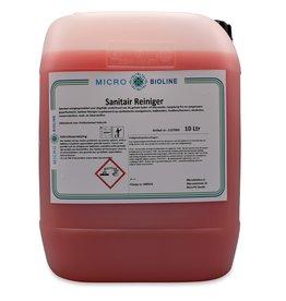 MICRO BIOLINE Sanitair Reiniger | 10 liter | Concentraat