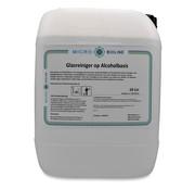 MICRO BIOLINE Glasreiniger | 10 liter | Alcoholbasis