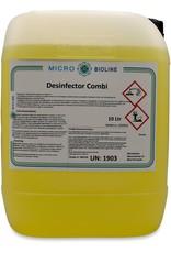MICRO BIOLINE Combi Desinfenctie Reiniger | 10 liter | Concentraat