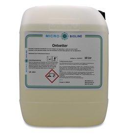 MICRO BIOLINE Ontvetter | 10 liter | Concentraat