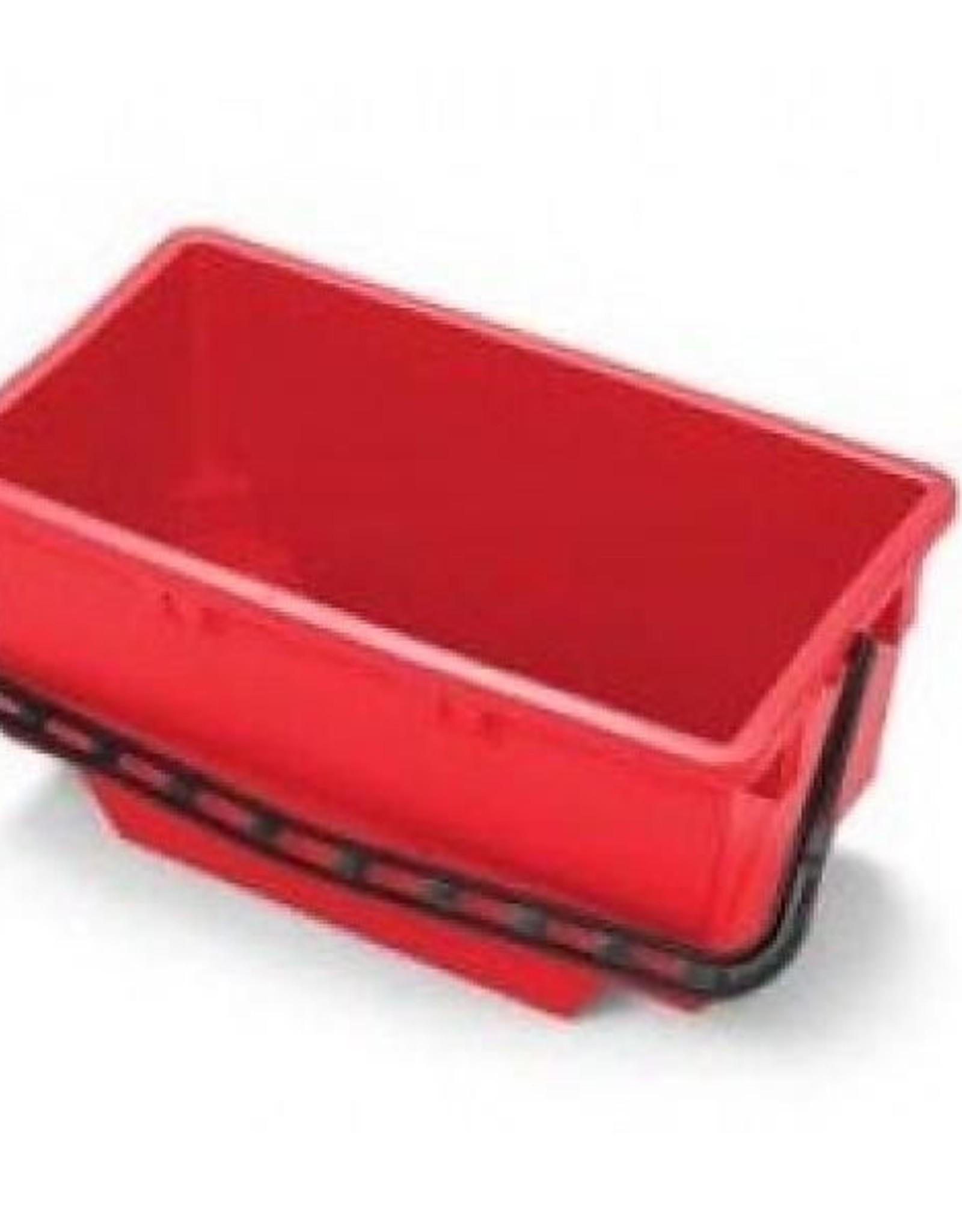 NUMATIC 18 liter emmer, rood