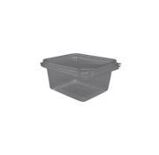 Lekvrije saladebak Vierkant 375cc R-PET