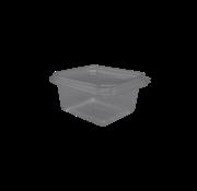 Lekvrije saladebak Vierkant 500cc R-PET