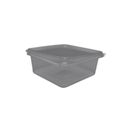Lekvrije saladebak Vierkant 1500cc R-PET