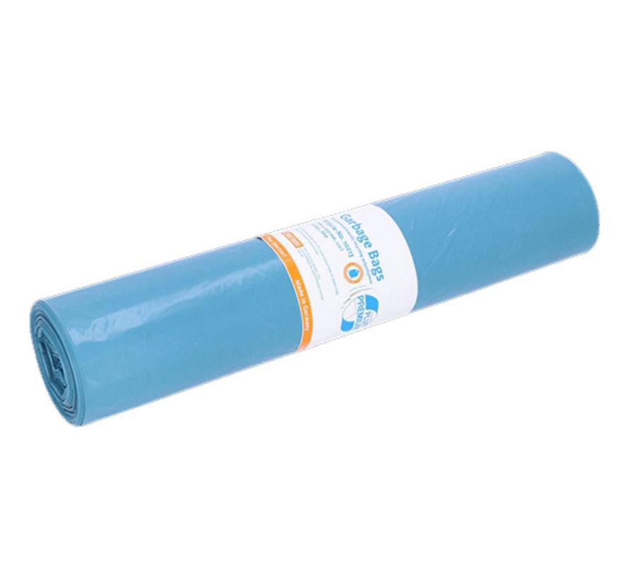 Afvalzakken 70x110 - 120L Blauw