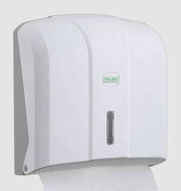 Vialli Z-vouw papieren handdoek dispenser 27cm