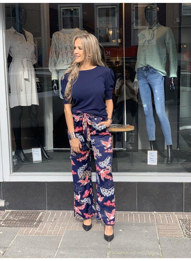 Pants Miami dark blue
