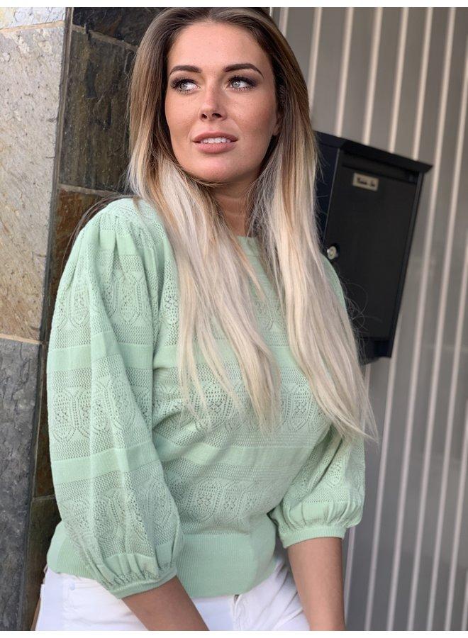 Sweater Lia Mint