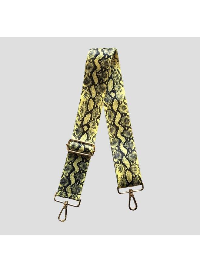 Strap snake Yellow