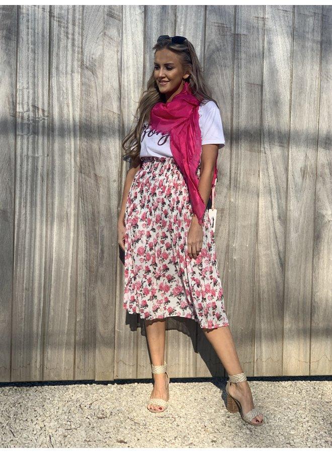 Flower skirt Lilou