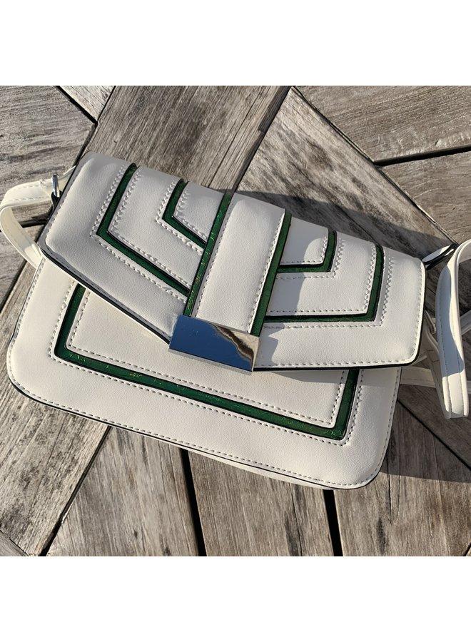 Bag Yvette white