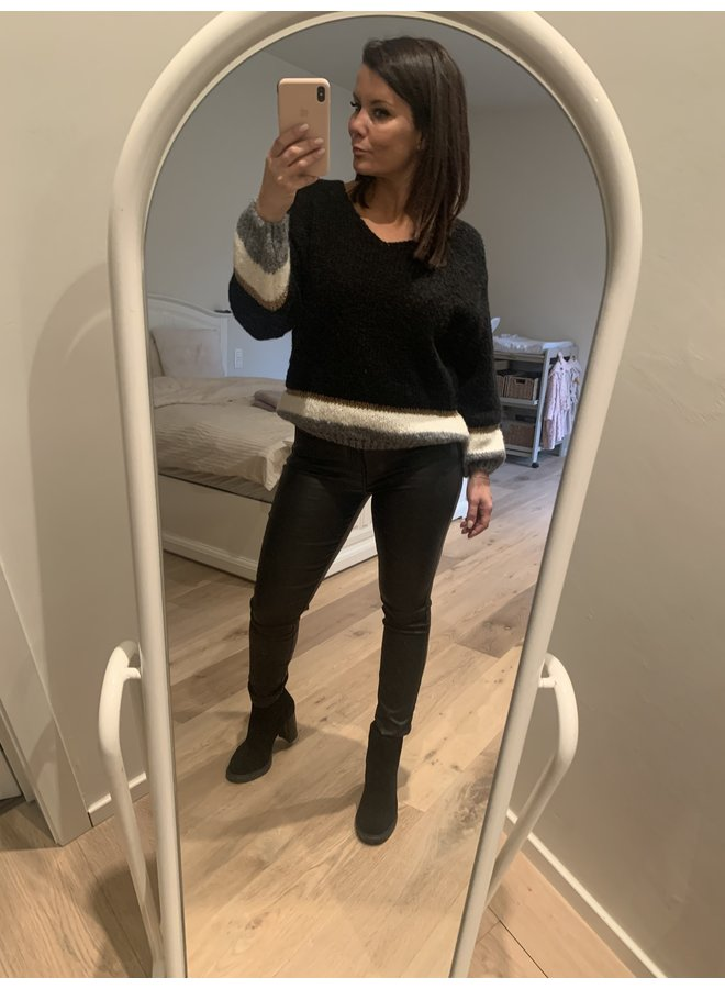 Sweater Léonore black