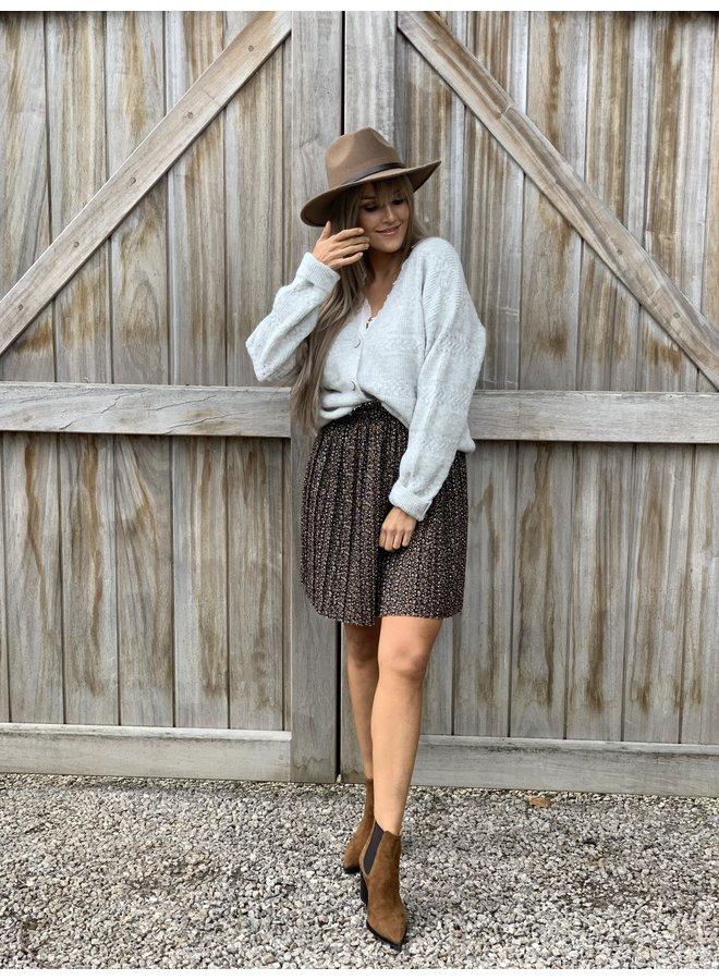 Sweater Mimi grey