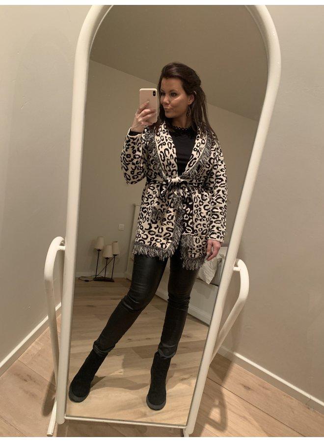 Leather pants Mina