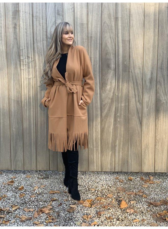 Jacket Yvonne Camel