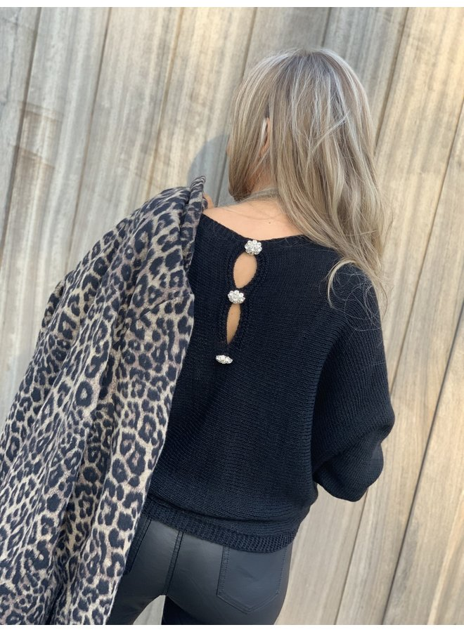 Sweater Axelle black