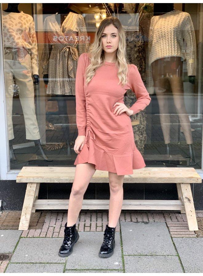 Dress Amelle framboos