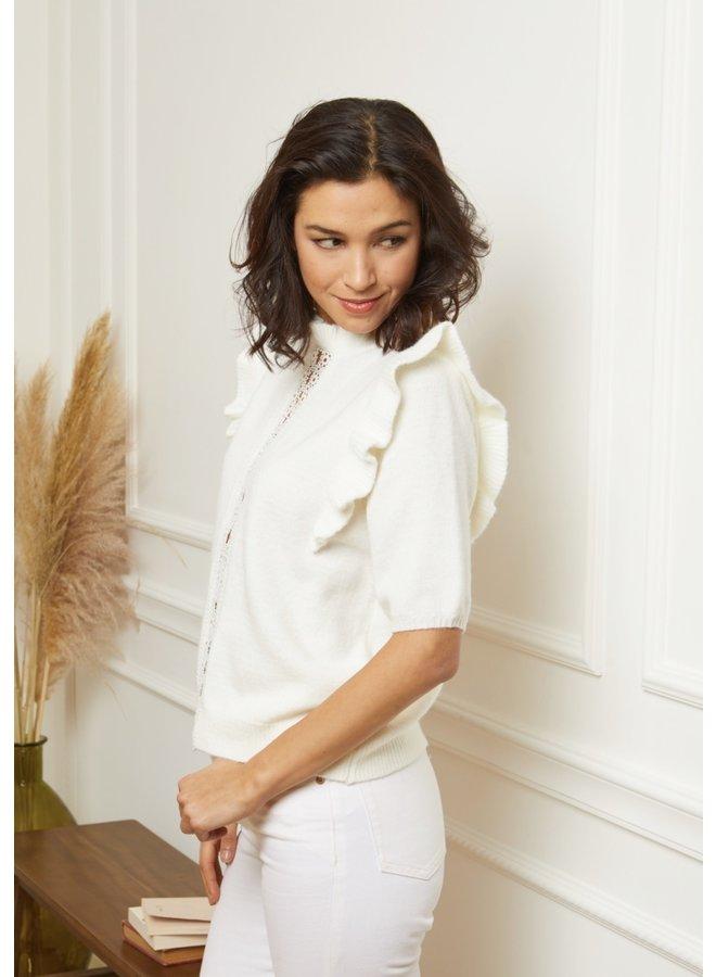 Pull Livia white
