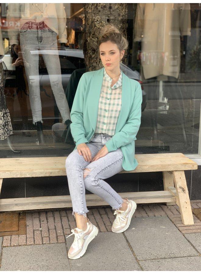Blazer/jacket Noa green