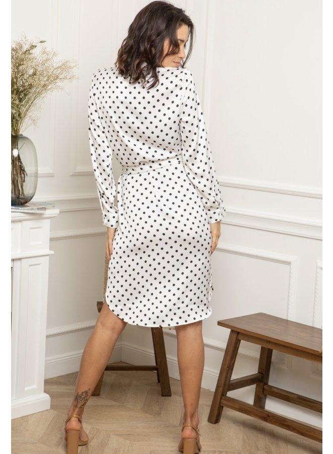 Dress Stella off white