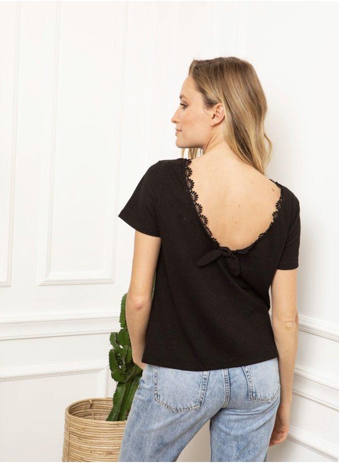 T-Shirt Estelle black