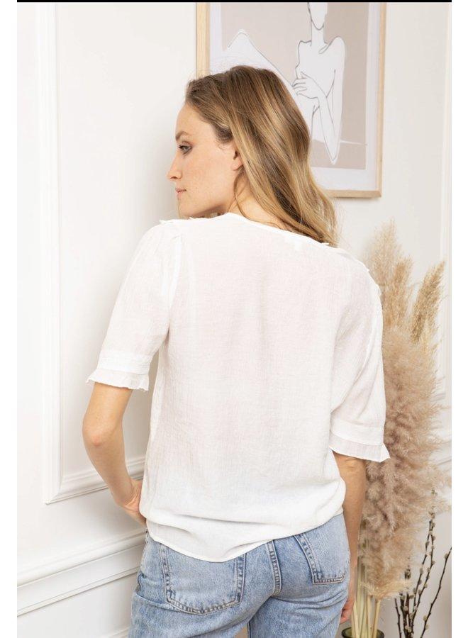 T-Shirt Gia white