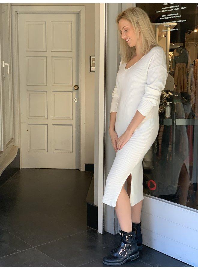 Dress Ella white