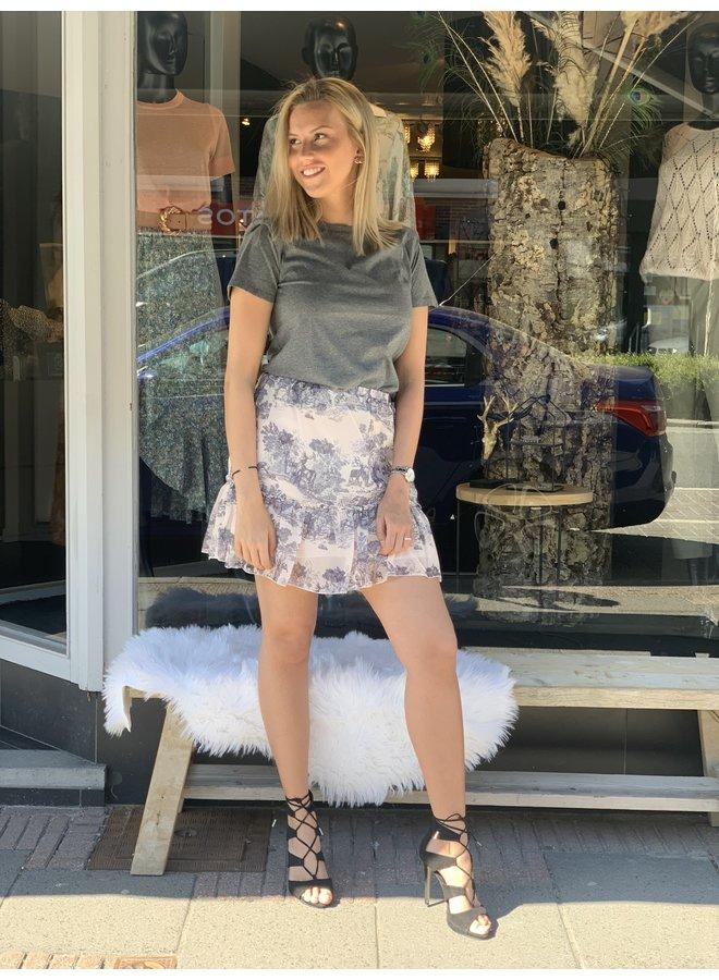 Skirt Lika beige