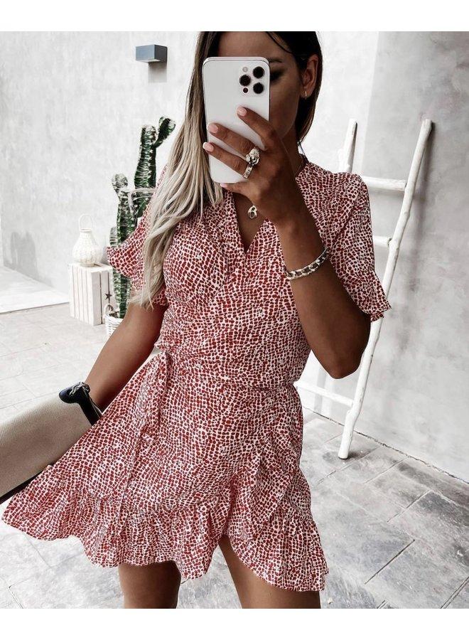 Dress Nova red