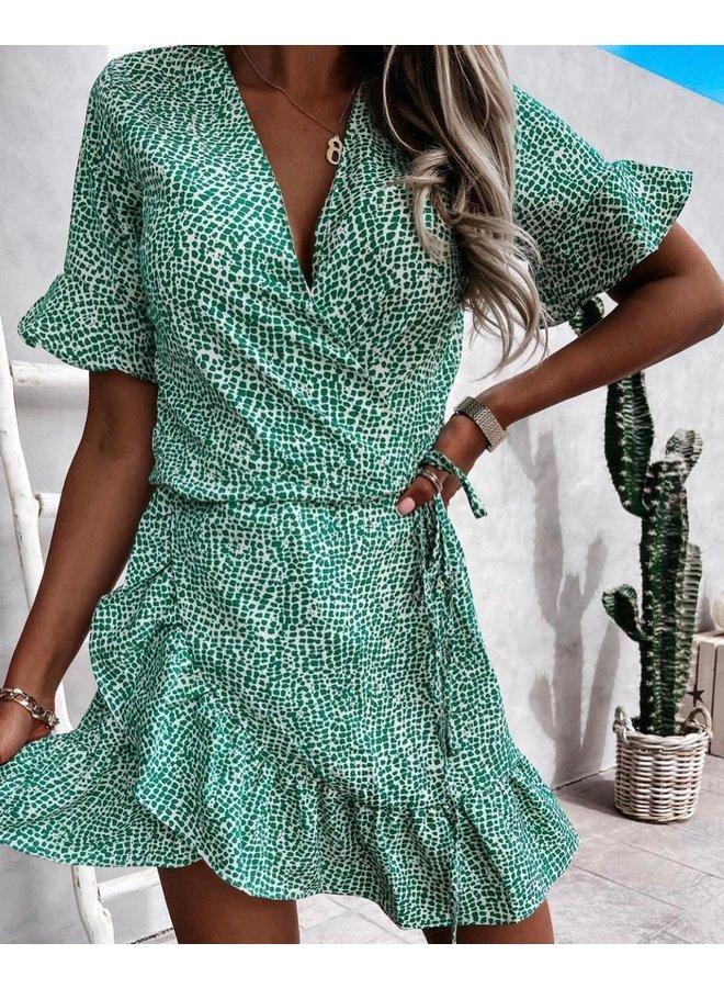 Dress Nova green