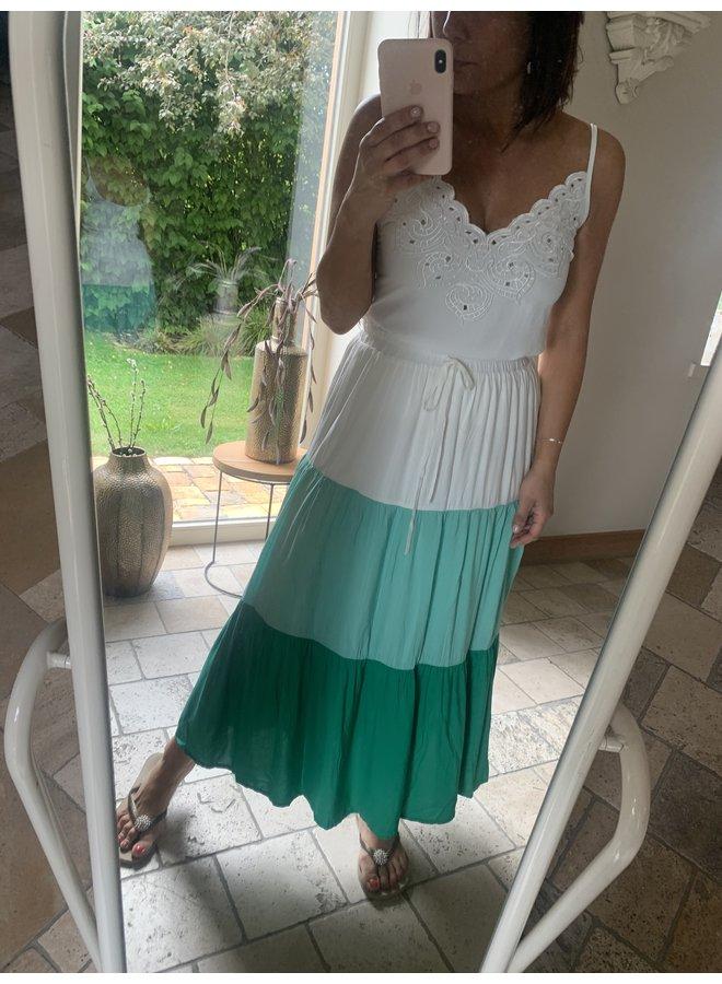 Skirt Anna green