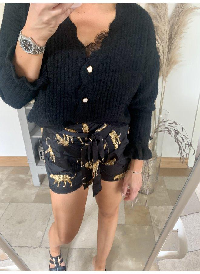 Short Leonie black