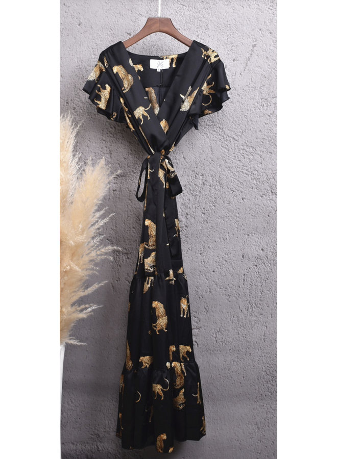 Dress Leonie black